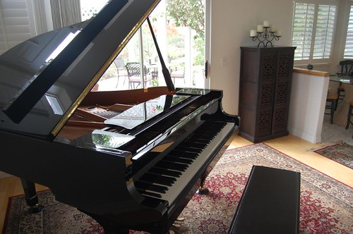 Yamaha Grand @ Home