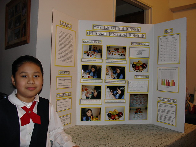 3rd primary scientific research project
