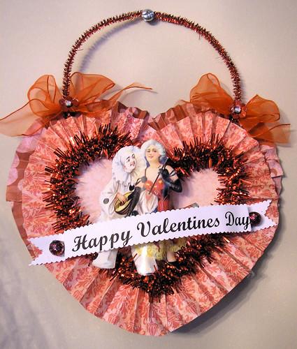 Vintage Valentine: Carnival Love! by Lisa Kettell