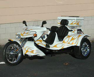 Stunning Trike