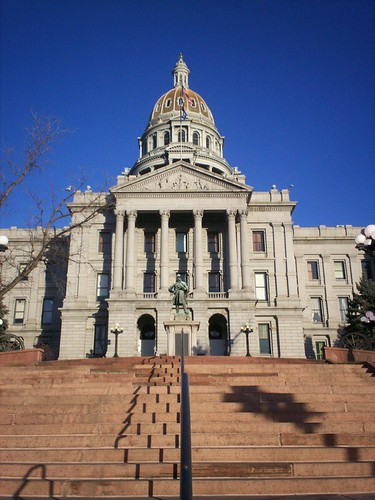Colorado Capitol.