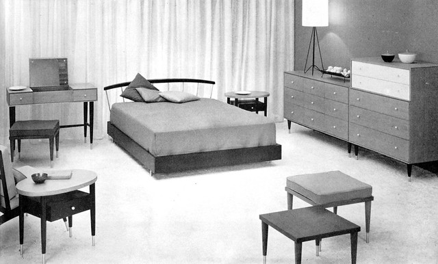 Mengel Furniture 1954 Flickr Photo Sharing