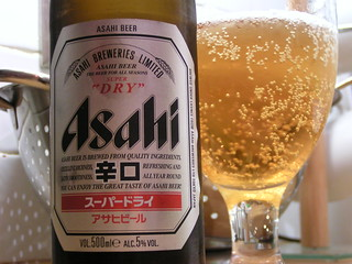Asahi, Extra Dry, Japan