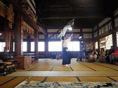 Photo:Ueda Miyuki exhibit, 2017 Feb. 19, dance By anthroview