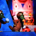 Daily Disney - Small World Platypuses by Express Monorail
