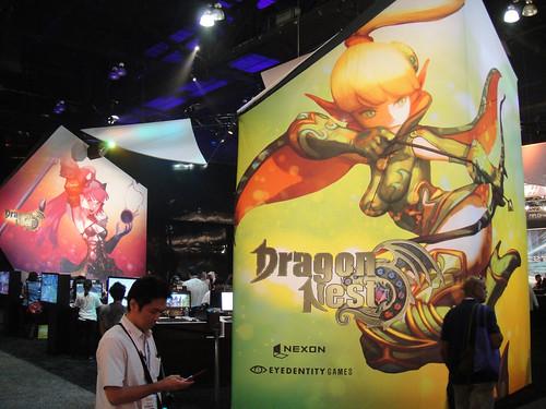dragon nest game