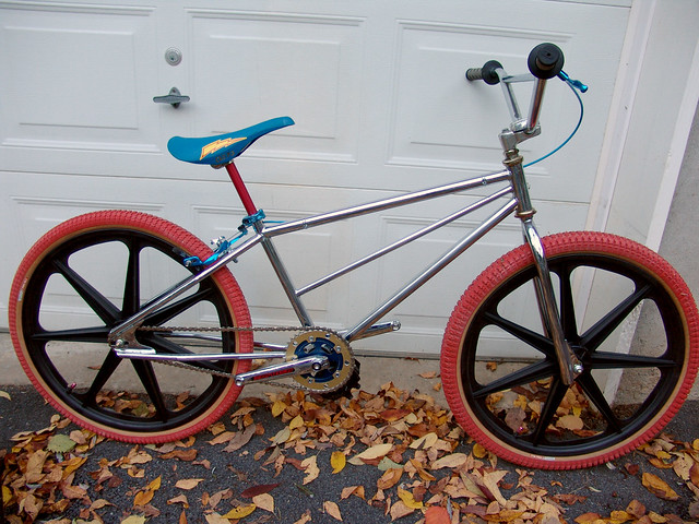 Thruster BMX Bikes http://www.flickr.com/photos/guav/2049738977/