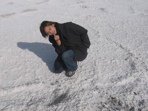 Tasting Salt