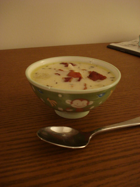 World 39 s best fish chowder flickr photo sharing for Best fish soup