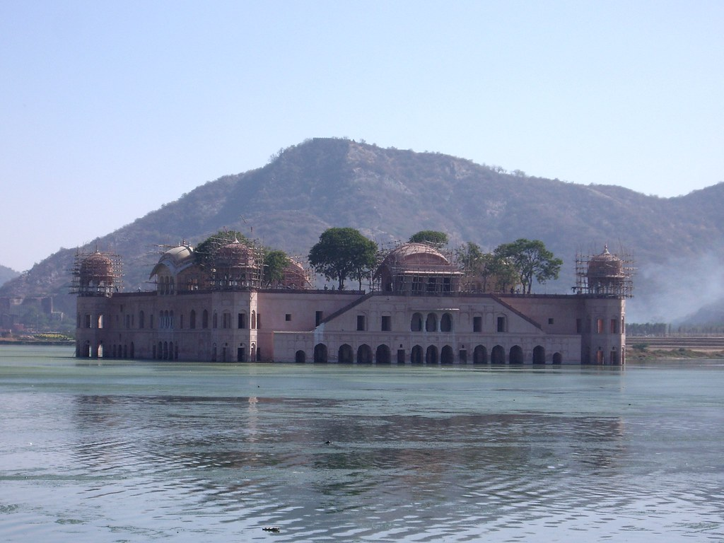 Amazing Water Palace Jal Mahal Jaipur In India Photos