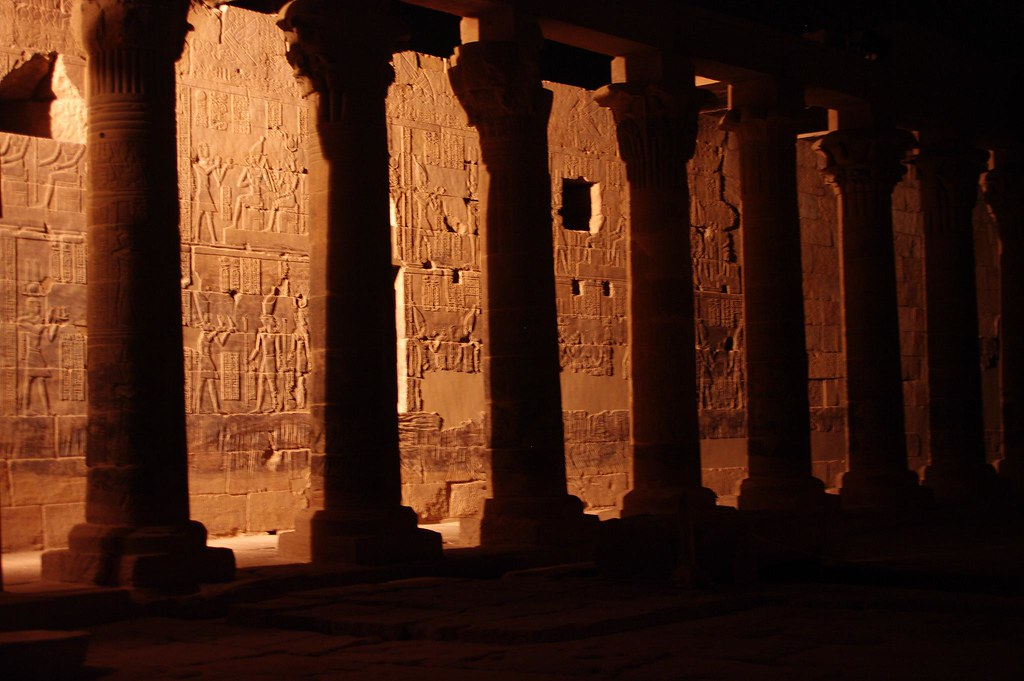 Philae Temple Sound & Light Show