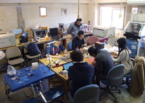 140308 Maker Lab Nagoya