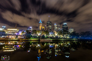 Good night Melbourne