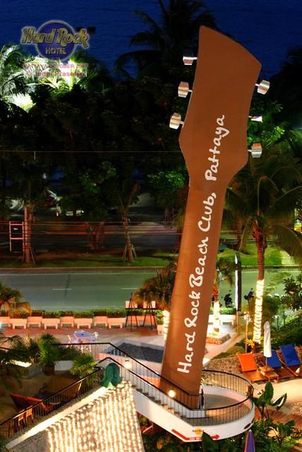 Pattaya Hard Rock Cafe Best Guitar Player