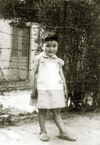 Cantho 5-3-1961 - Thu Ha
