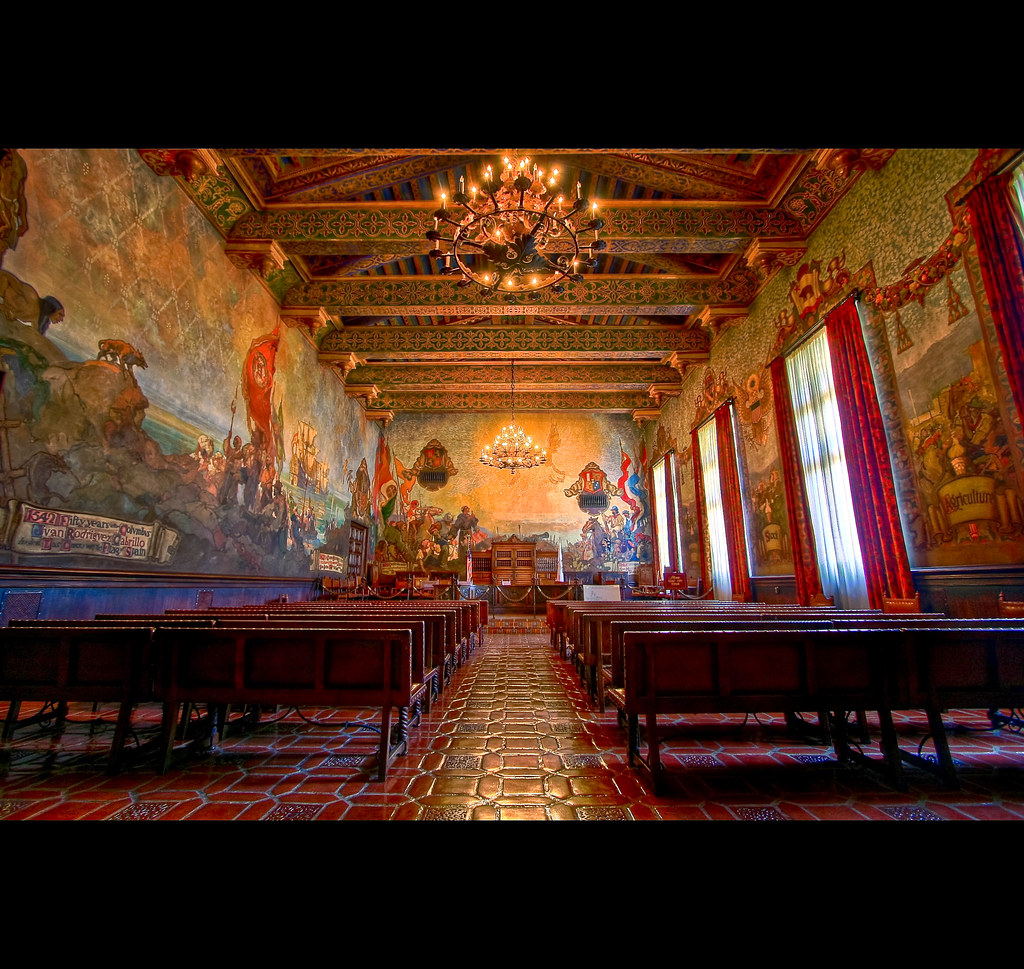 Elevation of westside santa barbara ca usa maplogs for Mural room santa barbara courthouse