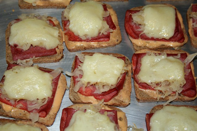 Miniature Reuben Appetizers | Flickr - Photo Sharing!