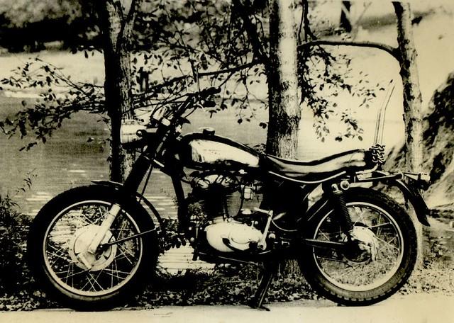 Ducati Jupiter 1970