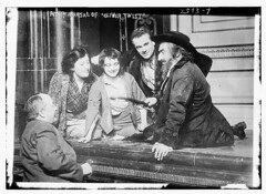 At rehearsal of OLIVER TWIST (LOC) by The Library of Congress