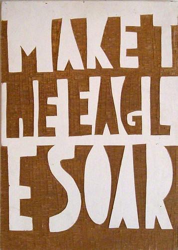 """Nathan Cordero """"Make The Eagle Soar"""""""