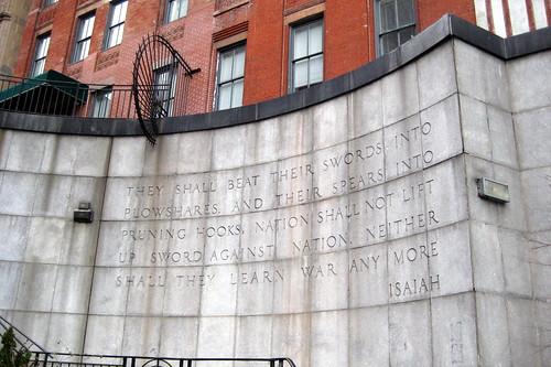 NYC - Ralph J. Bunche Park