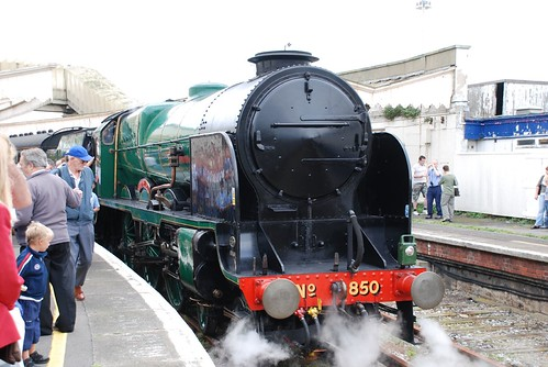 "Southern Railway 4-6-0 No. 850 ""Lord Nelson"""