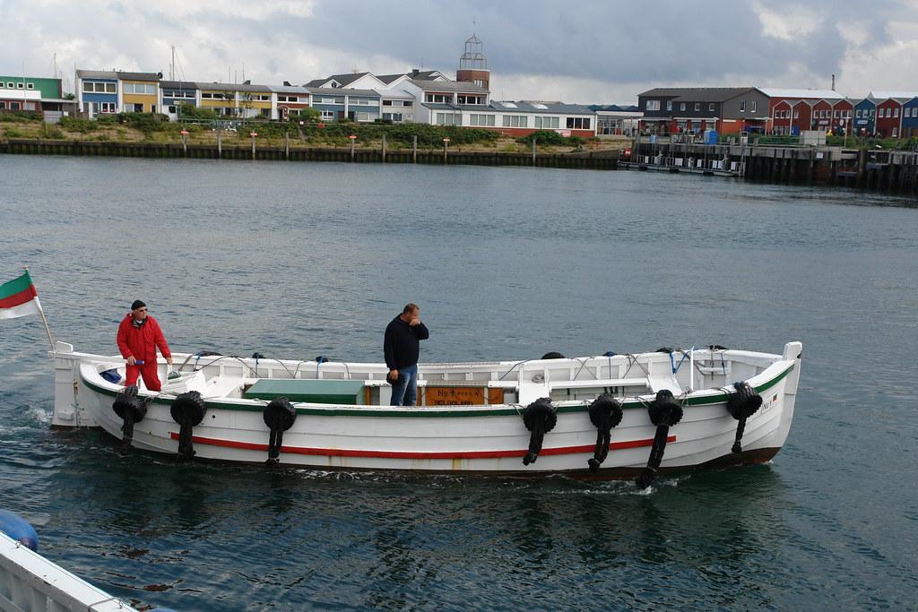 Helgoländer Börteboot   de wikipedia org/wiki/B%C3%B6rteboot…   Flickr