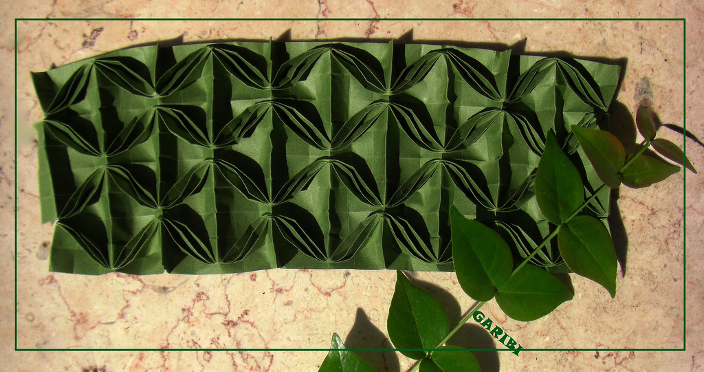 Leaves Tessellation