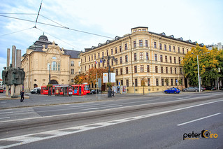 Lafranconiho Palace in Bratislava, Slovakia