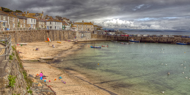 Mousehole HDR