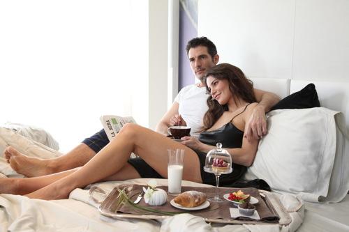 Al belvedere wellness hotel di riccione rimini estate - Foto di innamorati a letto ...