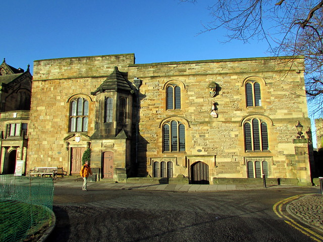 Former Exchequer Building, Palace Green, Durham