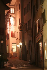Gasse in Baden
