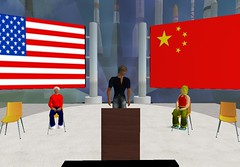 The US-China Debate