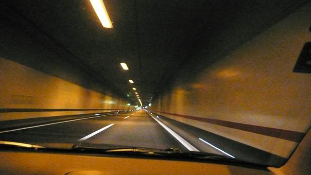 Tunnel in Motorway Solothurn-Biel