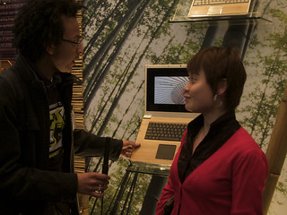 Cebit Laptop Walk: Who is the greenest of them all?