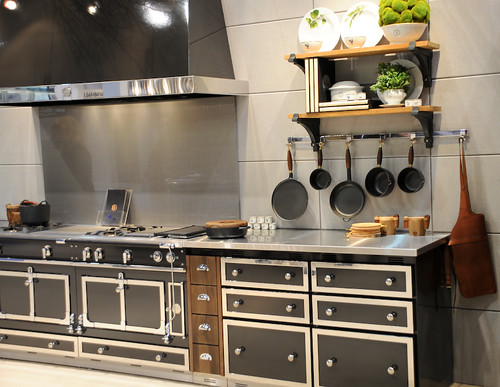 Kbis Kitchens 2008 La Cornue