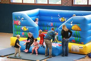 Kinderturnen bei Frisia