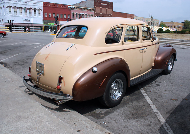 1940 chevrolet master deluxe 4 door sedan 4 of 5 for 1940 chevrolet 4 door sedan