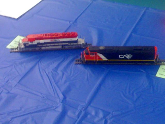 BC Rail and CN