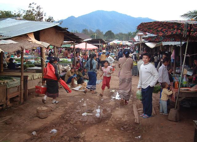 Udomxai, février 2006
