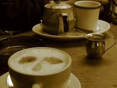Coffee & Tea please!