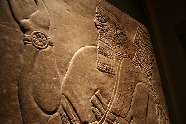 Recent Photos The Commons Getty Collection Galleries World Map App    Assyrian Gods
