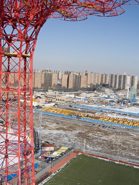 Coney Island Parachute Jump