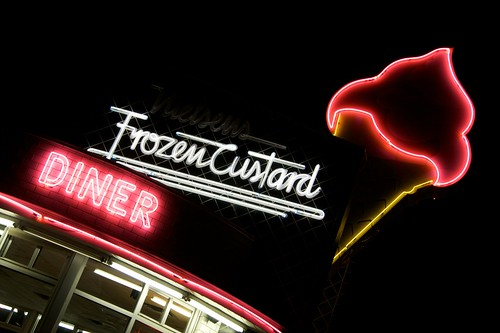 Frozen Custard Diner