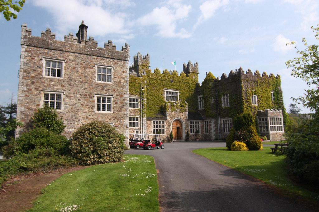 Hotel Castles In Ireland In Ireland Arabian Dreams