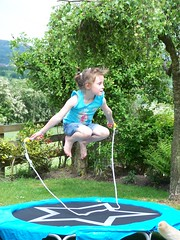 outdoor play equipment, trampolining--equipment and supplies, play, leisure, trampoline,