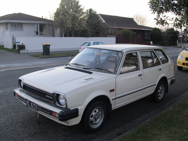Civic (Mk2) - Honda