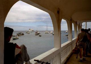 1999 #295-11A Ecuador Galápagos (Puerto Baquerizo Moreno, San Cristóbal Island)