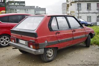 1986 Citroën Visa Challenger